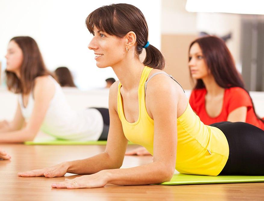 Gain Momentum - Carterton Pilates, Yoga and Fitness